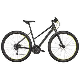 Cube Hyde - Vélo de ville Femme - Trapez noir